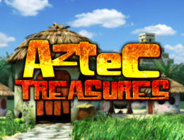 Play Aztec Treasures in our Bitcoin Casino
