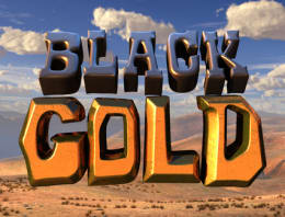 Play Black Gold in our Bitcoin Casino
