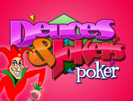 Играй в Deuces & Jokers Poker в нашем Bitcoin Казино