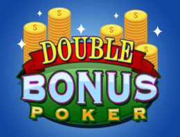 Play Double Bonus Poker in our Bitcoin Casino