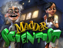 Play Madder Scientist in our Bitcoin Casino
