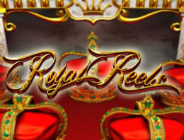 Play Royal Reels in our Bitcoin Casino