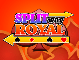 Play Split Way Poker in our Bitcoin Casino
