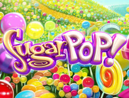 Play SugarPop in our Bitcoin Casino