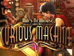 Play The Curious Machine Plus in our Bitcoin Casino