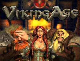 Play Viking Age in our Bitcoin Casino