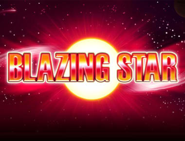 Play Blazing Star in our Bitcoin Casino