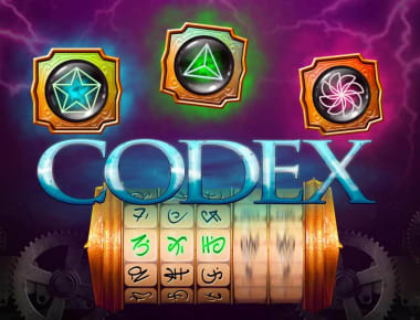 Play Codex in our Bitcoin Casino