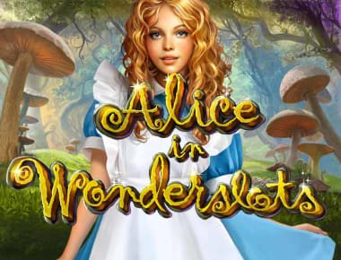 Play Alice in Wonderslots in our Bitcoin Casino
