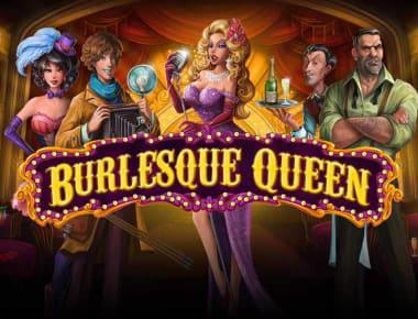在我们的比特币赌场玩 Burlesque Queen