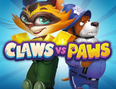 Play Claws vs Paws in our Bitcoin Casino