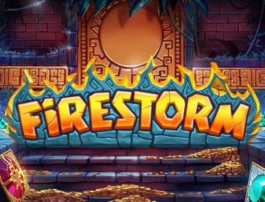 Play Firestorm in our Bitcoin Casino