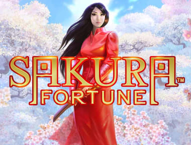 Play Sakura Fortune in our Bitcoin Casino