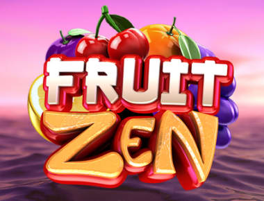 Play Fruit Zen in our Bitcoin Casino