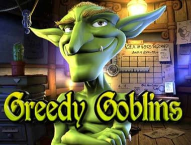 Play Greedy Goblins in our Bitcoin Casino