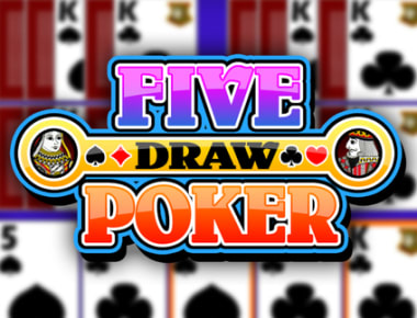 Play Multi-hand Five Draw Poker in our Bitcoin Casino