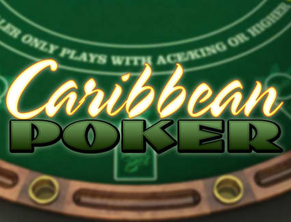 Play Caribbean Poker in our Bitcoin Casino