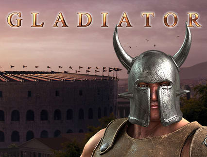 Play Gladiator in our Bitcoin Casino