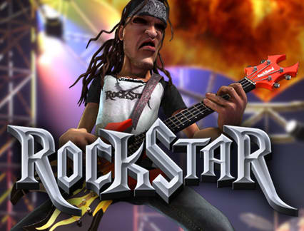 Play RockStar in our Bitcoin Casino