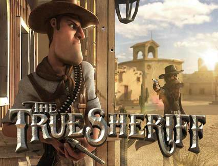 Play The True Sheriff in our Bitcoin Casino