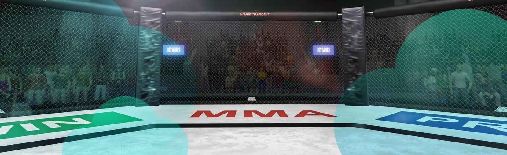 on MMA