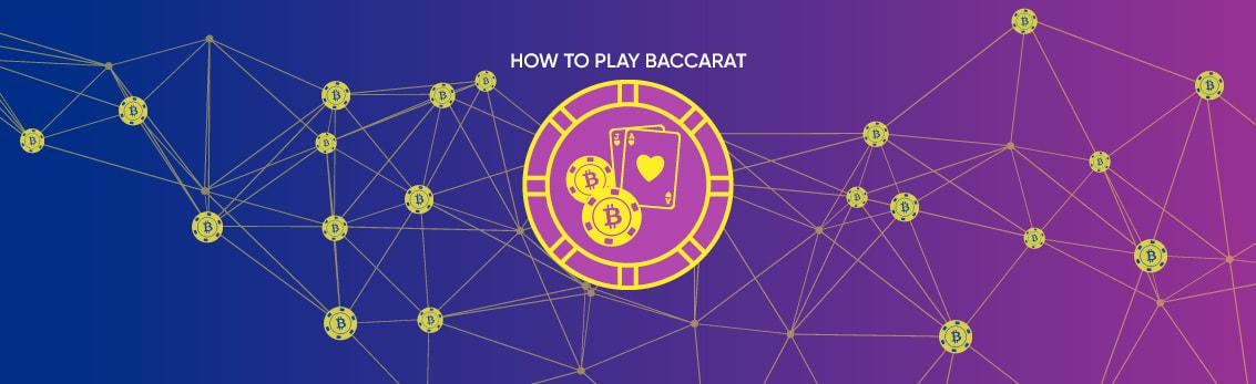 Как играть в Баккару в биткоинах
