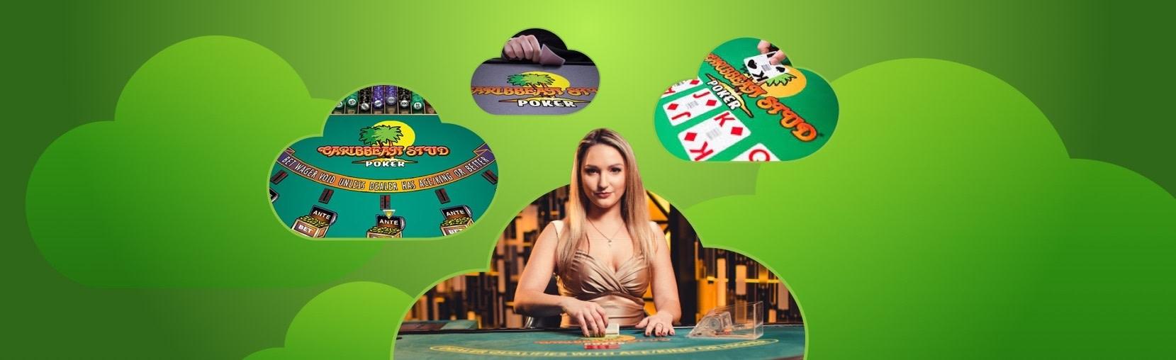 Как выиграть в Карибский Стад Покер