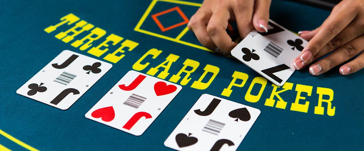 Как играть в Трёхкарточный Покер