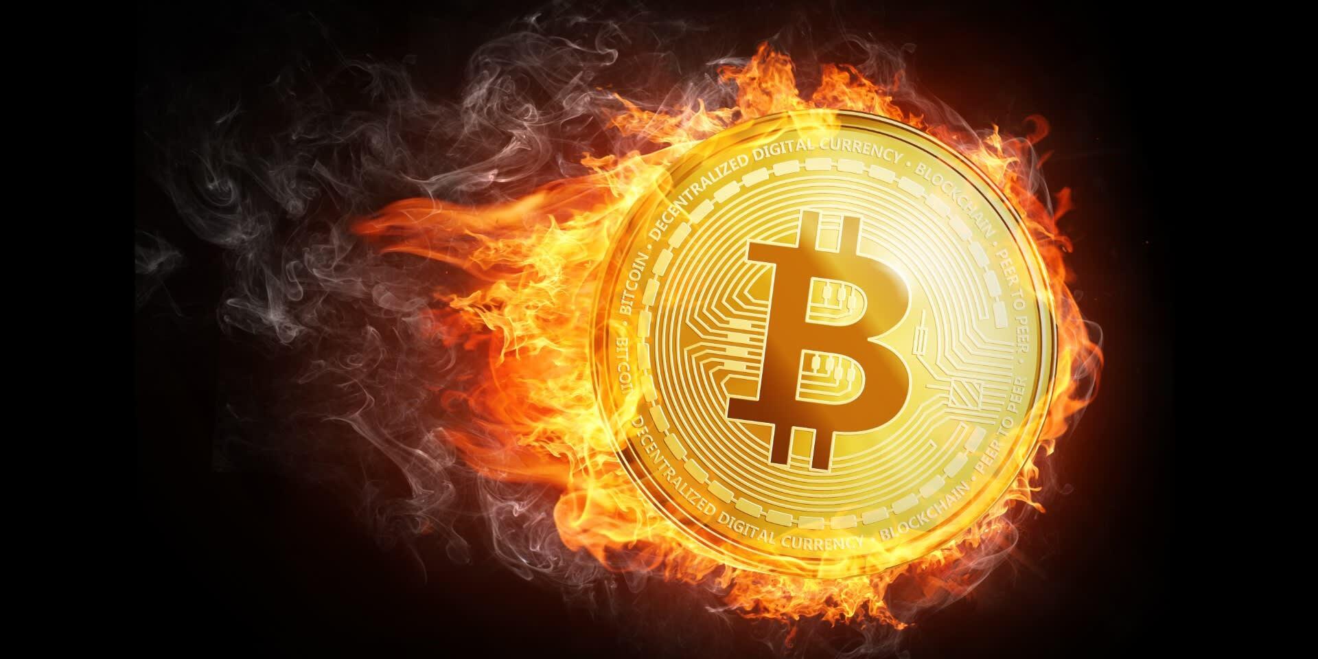 Bitcoin é melhor para apostar.