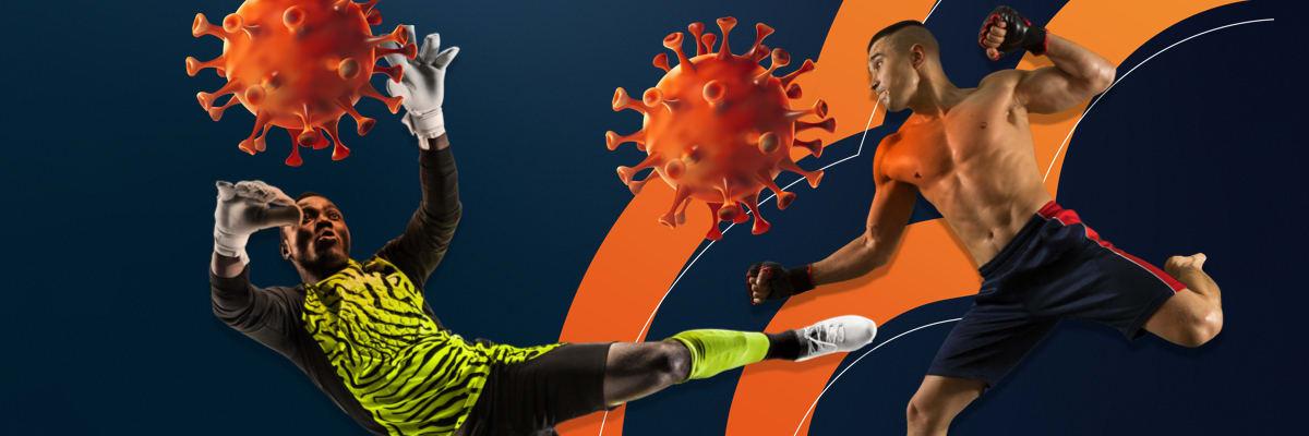 coronavirus impact sports
