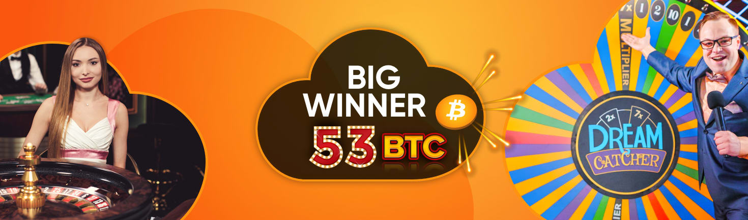How to win 50 BTC playing bitcoin live roulette