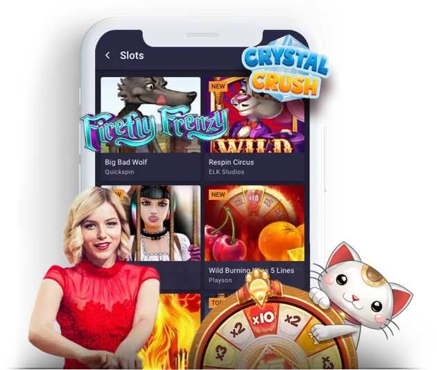 Examples of the wide array of games in Cloudbet casino