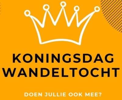 Koningswandeltocht - Stichting WIEL