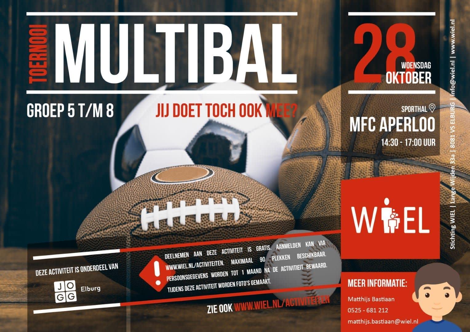 Multibal Toernooi - Stichting WIEL