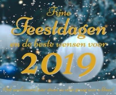 Fijne feestdagen! - Stichting WIEL