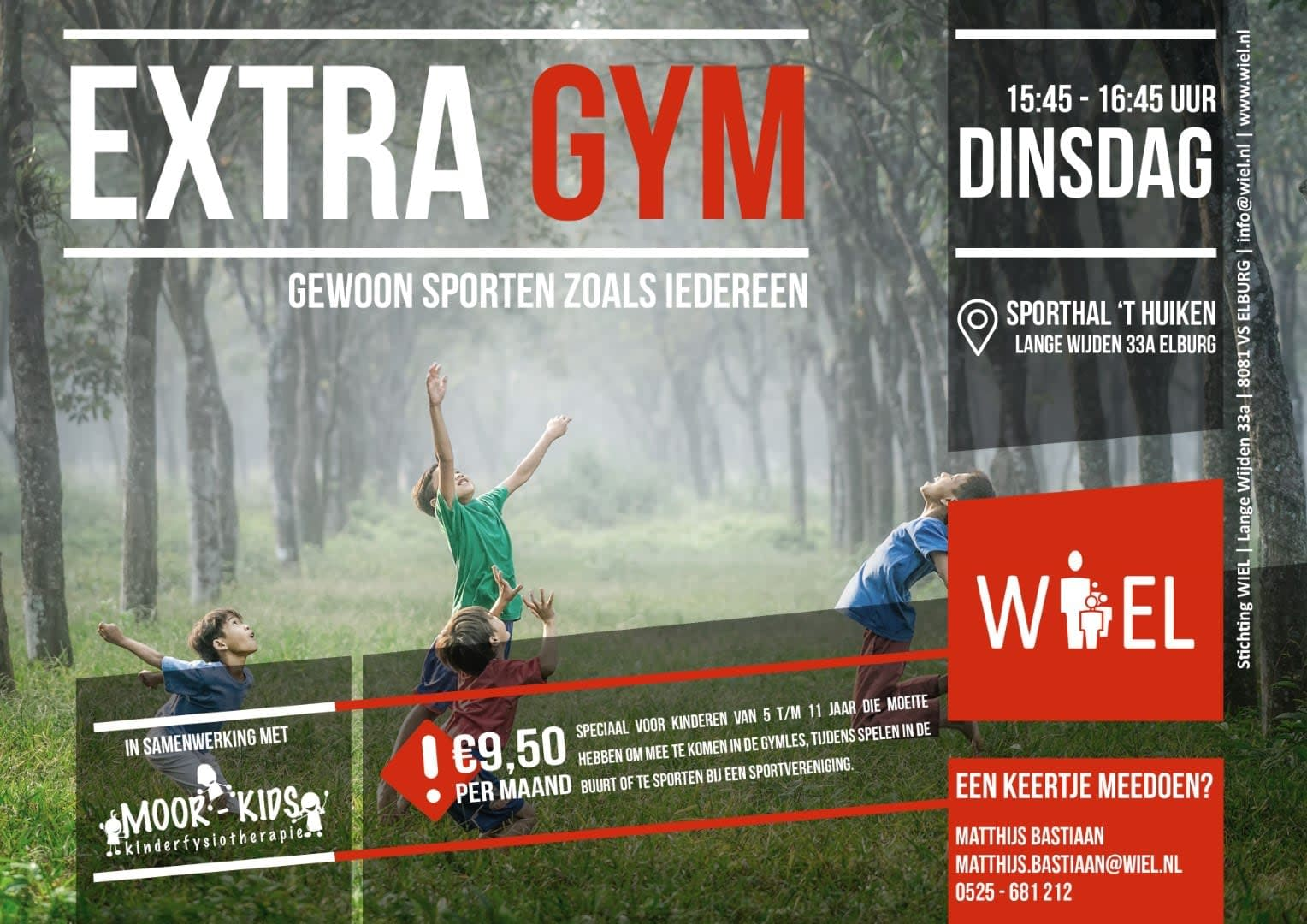Extra Gym - Stichting WIEL