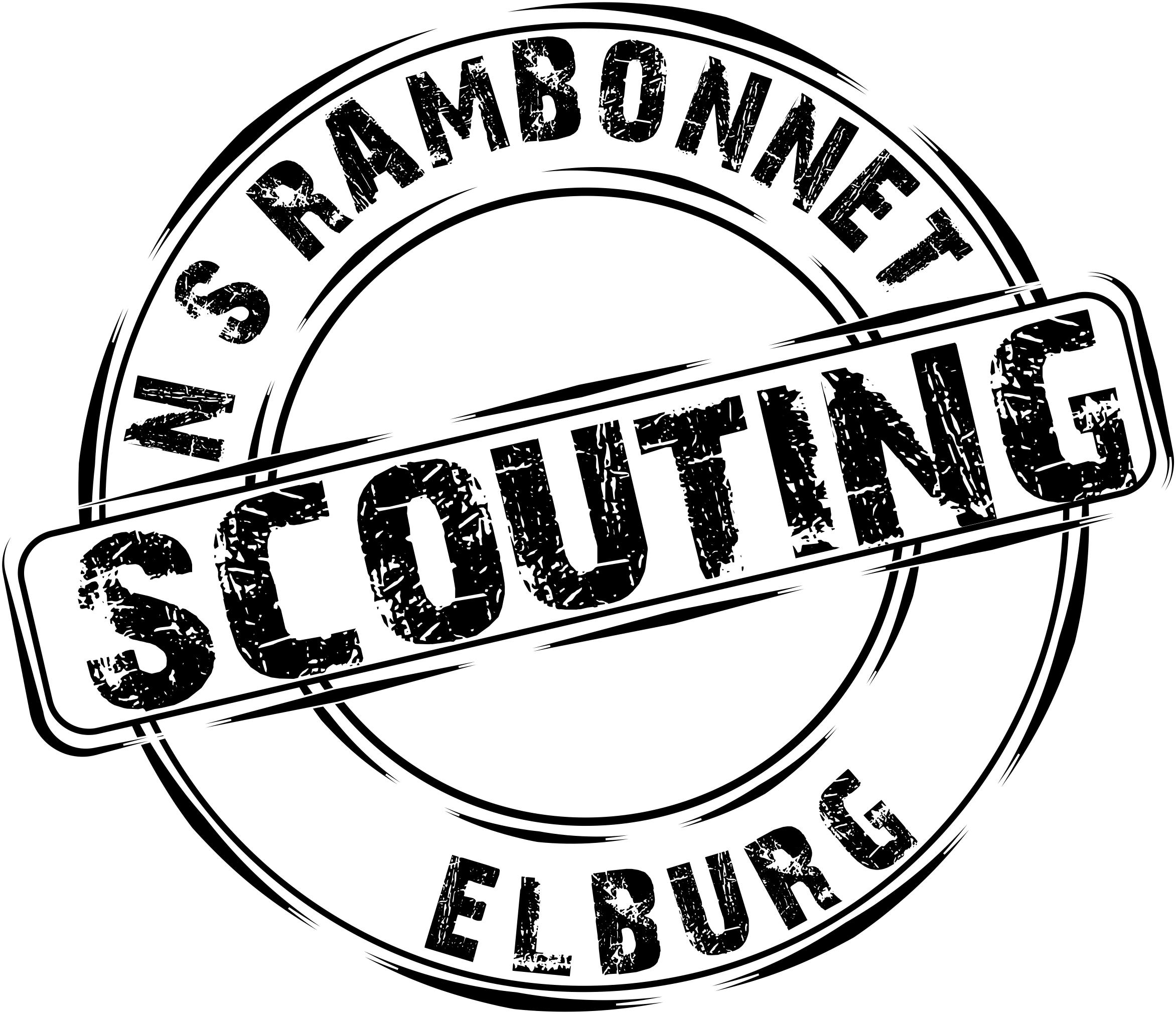 Enthousiaste leider bij scouting Groep