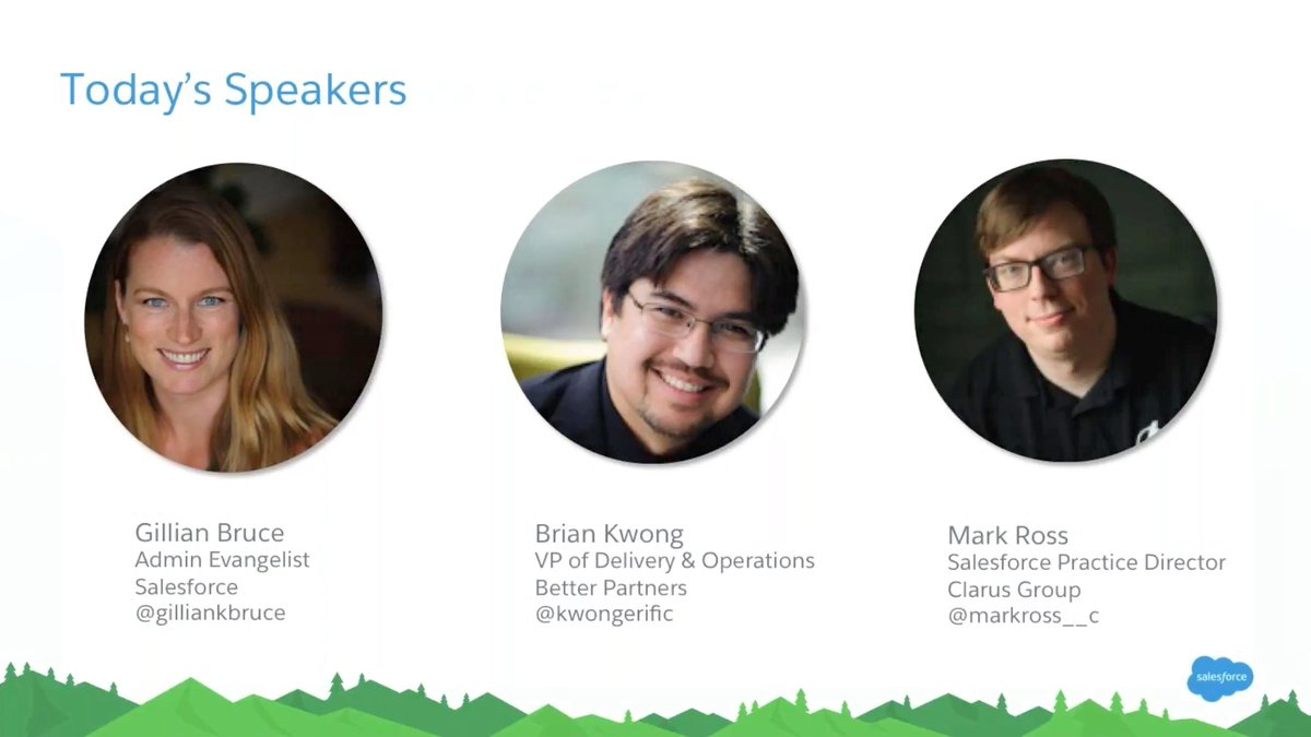 salesforce webinar introduction to flow speakers