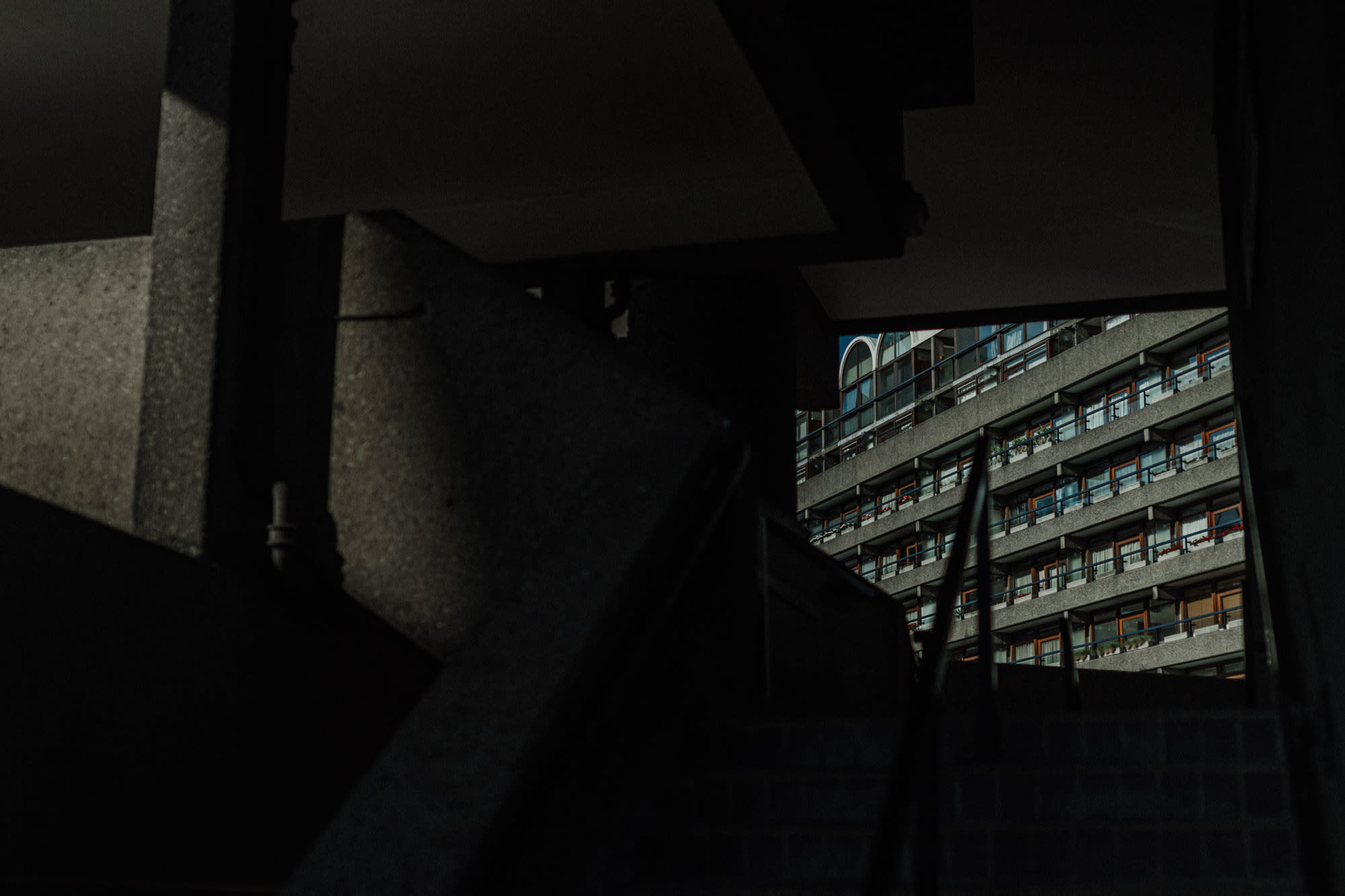 Barbican - fenomenalne osiedle w Londynie