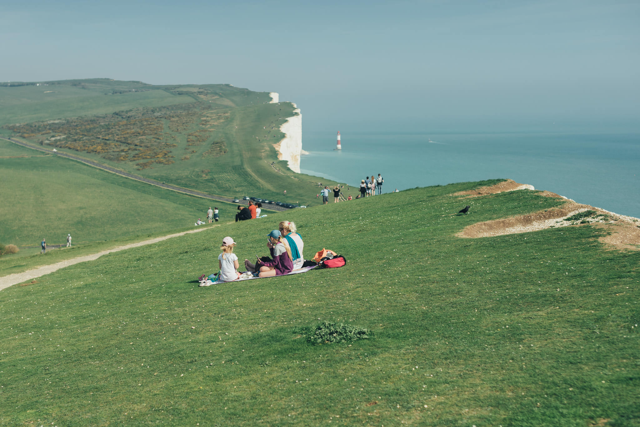 way to seven sisters