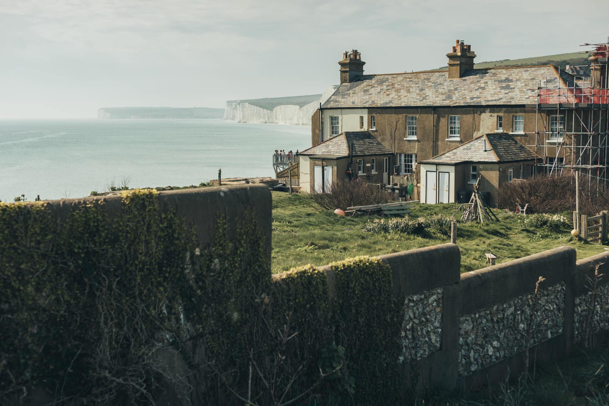 fantastic landscape on a seven sisters