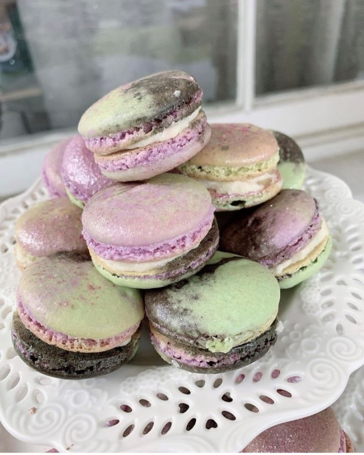 Macarons from Two Sisters Macarons