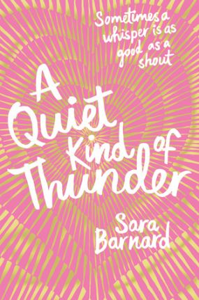 A Quiet Kind of Thunder Book Cover