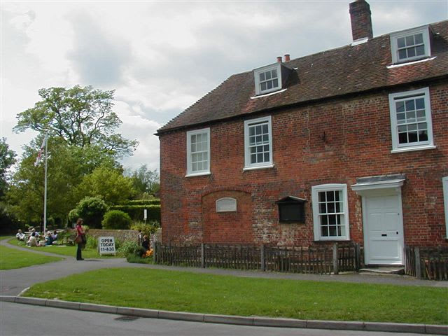 Jane Austen's house in Chawton