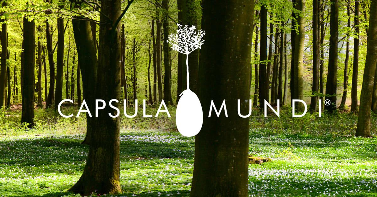 Capsula Mundi Burial Pods