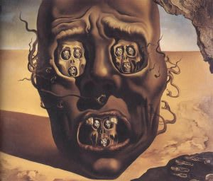 Dali Anatomical Art