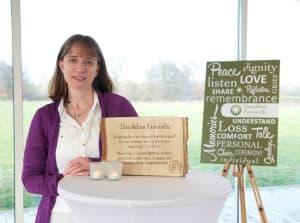 Judith Dandy founder of Dandelion Farewells