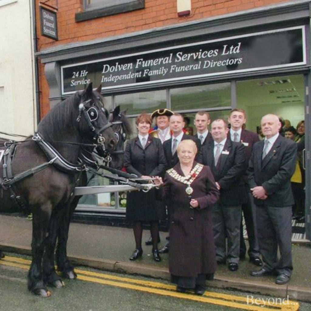 Dolven Funeral Services Ltd  - Biddulph, Stoke-on-Trent Funeral D