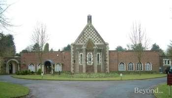 Hawkinge Crematorium