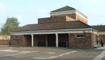 Chorlton cum Hardy Crematorium
